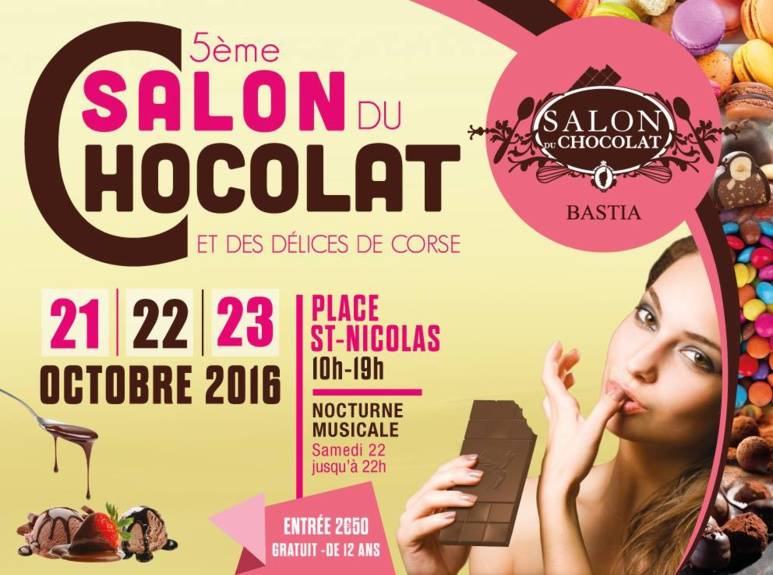 5 eme salon du chocolat bastia. Black Bedroom Furniture Sets. Home Design Ideas