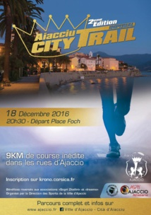 City Trail Ajaccio