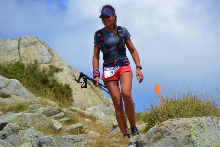 Stage trail entre filles en Corse
