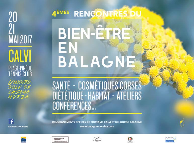4 eme journée du bien être en Balagne