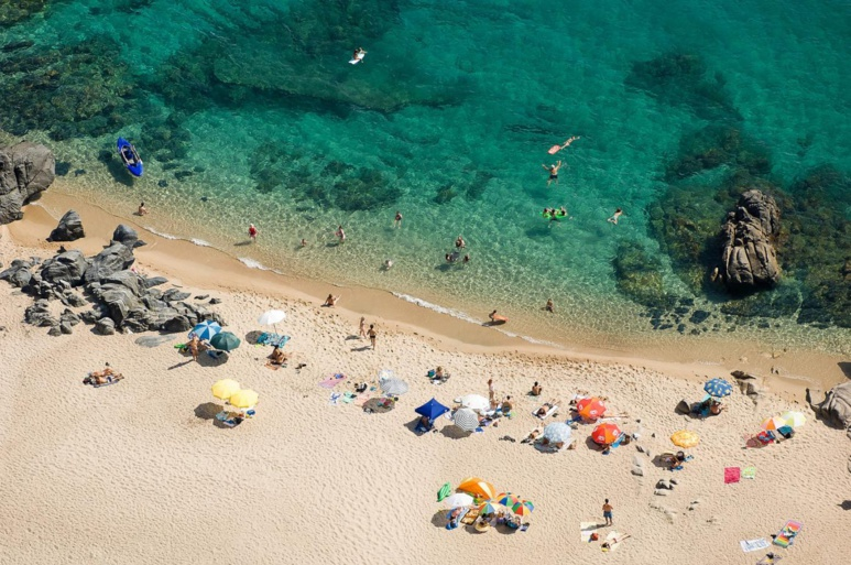 La Corse, dans le TOP 10 des destinations 2017