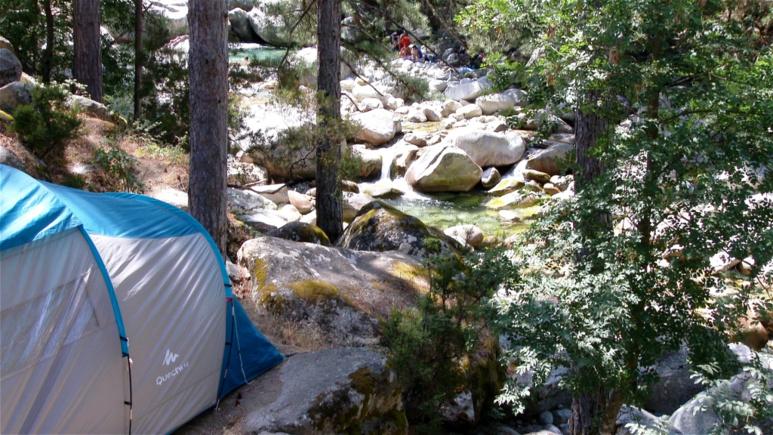 Photo Camping Tuani - Restonica - Corté