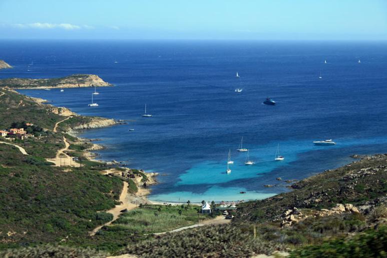 Les plus belles plages de Corses accessibles en voiture