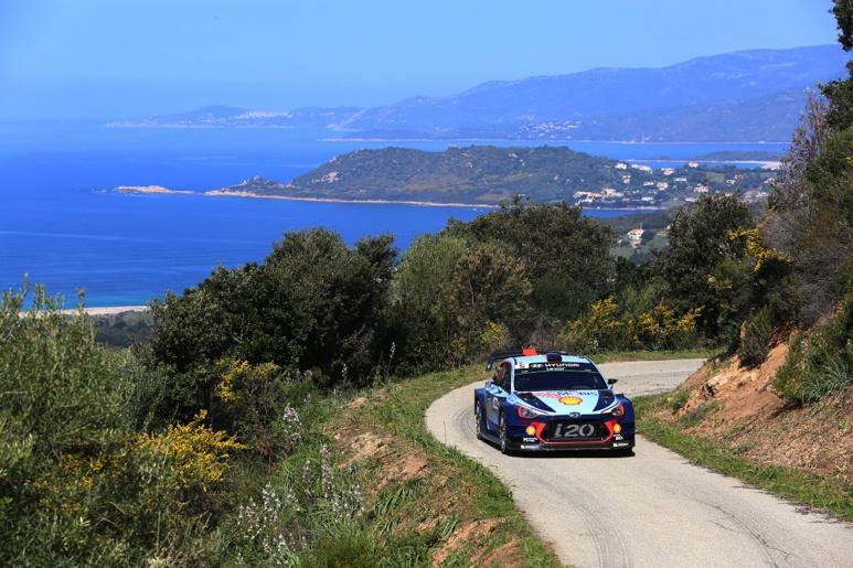 Thierry Neuville - Tour de Corse - FFSA