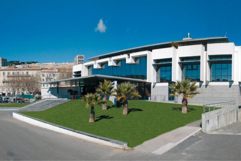Palais des congrès d'Ajaccio