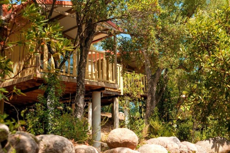 Camping et Mobile Home en Corse