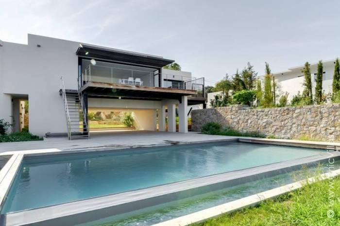 Location villa luxe en Balagne