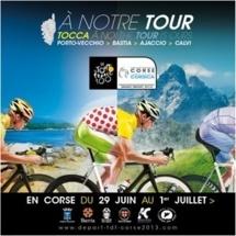 Le départ du Tour de France depuis la Corse