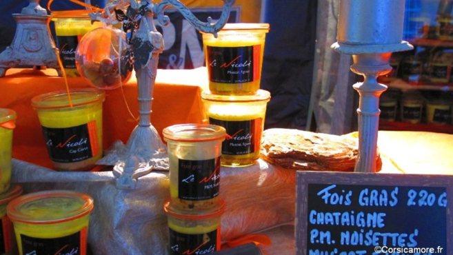 Le foie gras du Nicoli