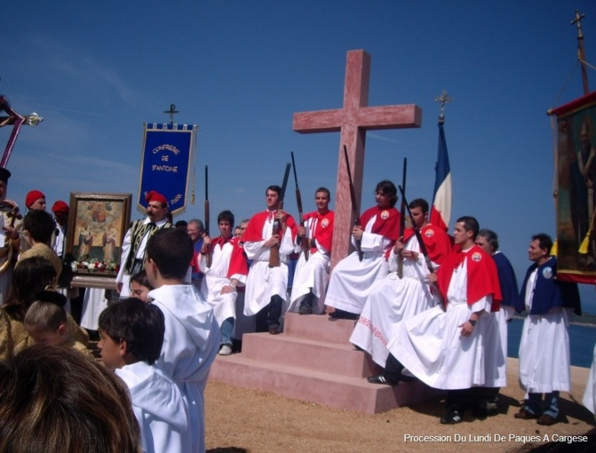 Lundi de Paques à Cargèse ©nadou2a