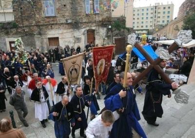 19 Mars, Saint Joseph à Bastia