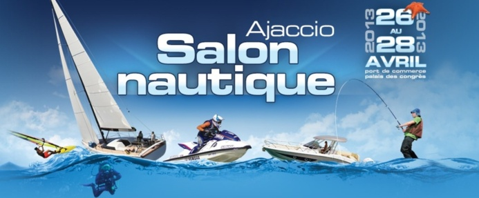 1er salon Nautique à Ajaccio - Avril 2013