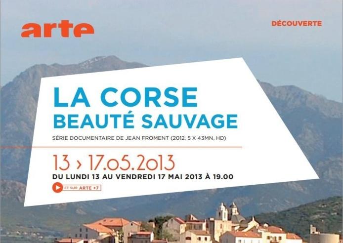 La Corse, beauté Sauvage par Arte