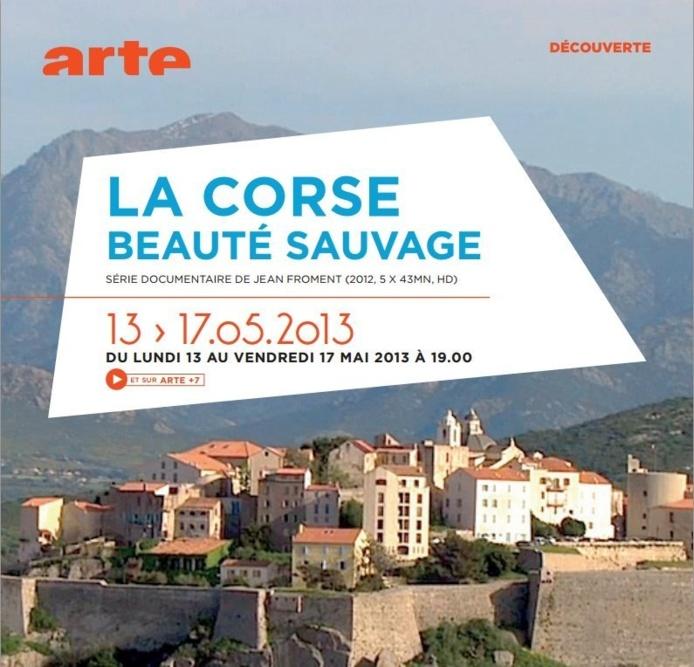 La Corse, beauté sauvage sur Arte