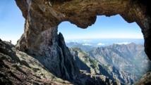 La Corse, beauté verticale.