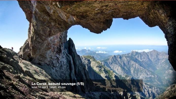 La Corse Ile Verticale, la Beauté Sauvage, épisode 1