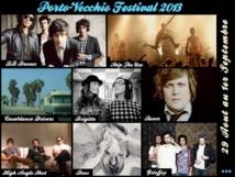 Les artistes du Porto Vecchio Festival 2013