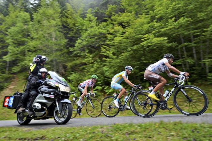 La presse et le Tour de France en Corse