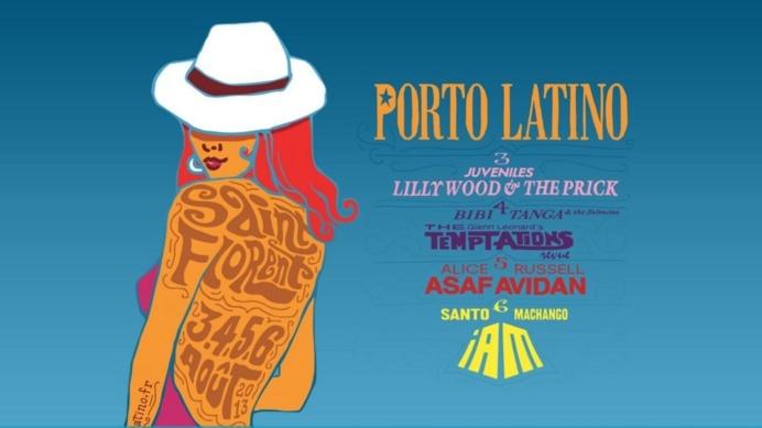 Porto Latino 2013, c'est parti.