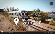 #visitezilerousse...l'art de la communication touristique 2.0