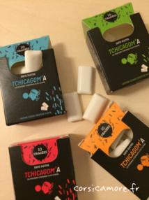 On a testé pour vous les chewing-gum corses Tchicagom'a