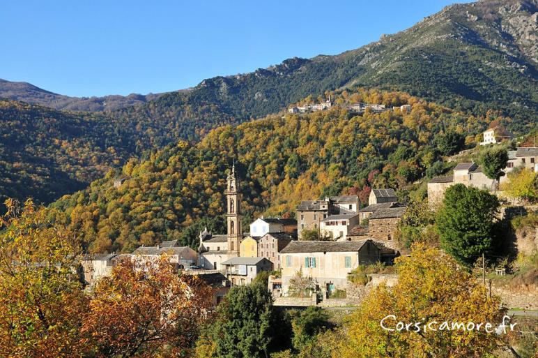 Les villages de Castagniccia ©gauthier