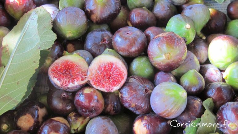 Figues Corses ©Corsicamore