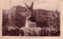 Le 11 novembre en Corse