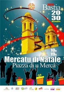 Les marchés de Noel en Corse