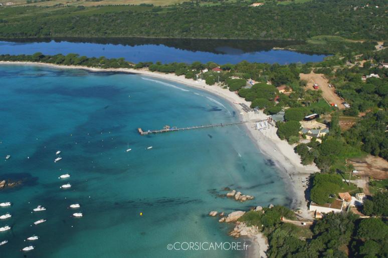 Santa Giulia - Corse du Sud