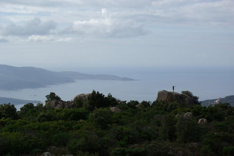 La randonnée en Corse, sport de pleine nature numero 1 sur l'île