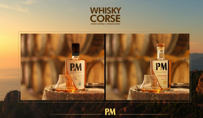 Offrir un whisky corse d'exception