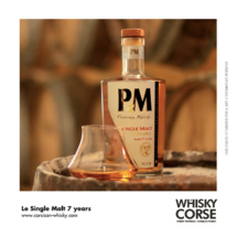 P&M Single Malt 7 ans