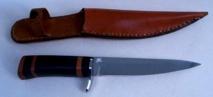 le couteau fixe