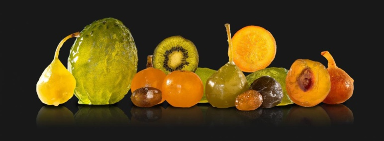 Les fruits confits de Soveria