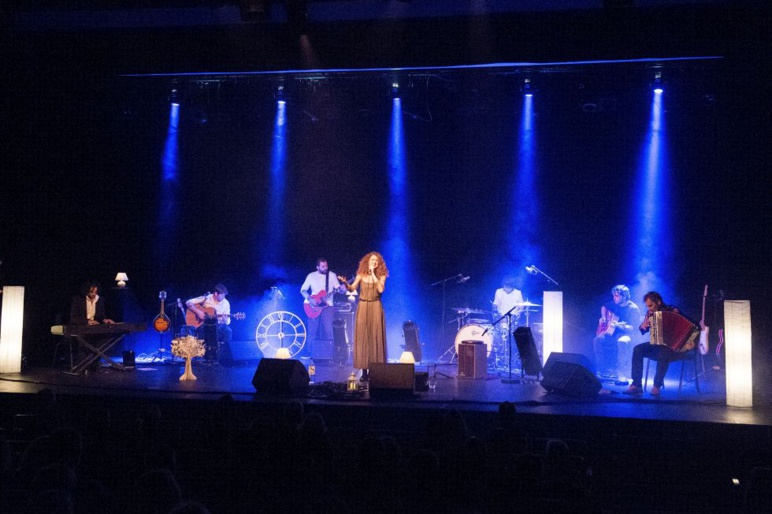 Diana Saliceti , tournée 2015