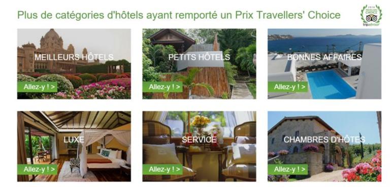 Trip Advisor best hotel