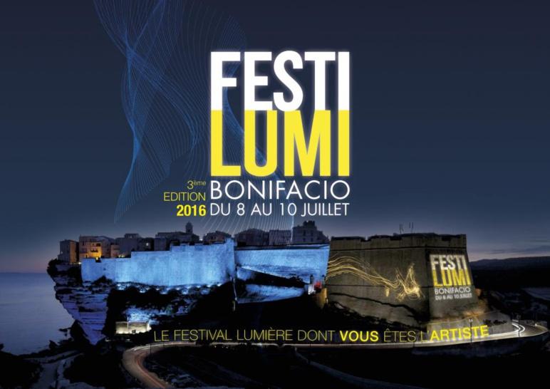 Festi Lumi à Bonifacio du 8 au 10 Juillet 2016