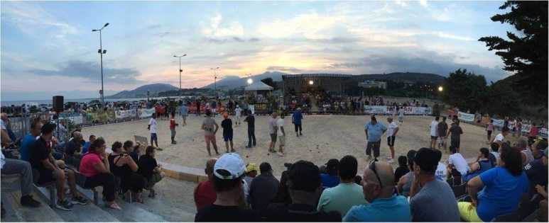 International de Pétanque d'Ajaccio 2016