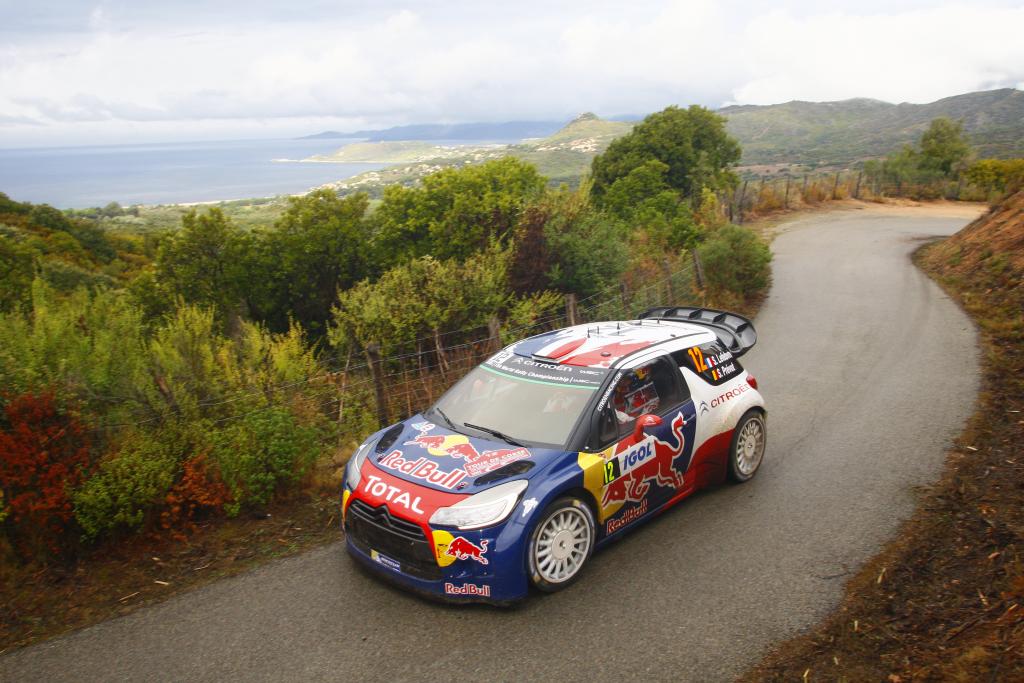 Tour de Corse - Rallye WRC