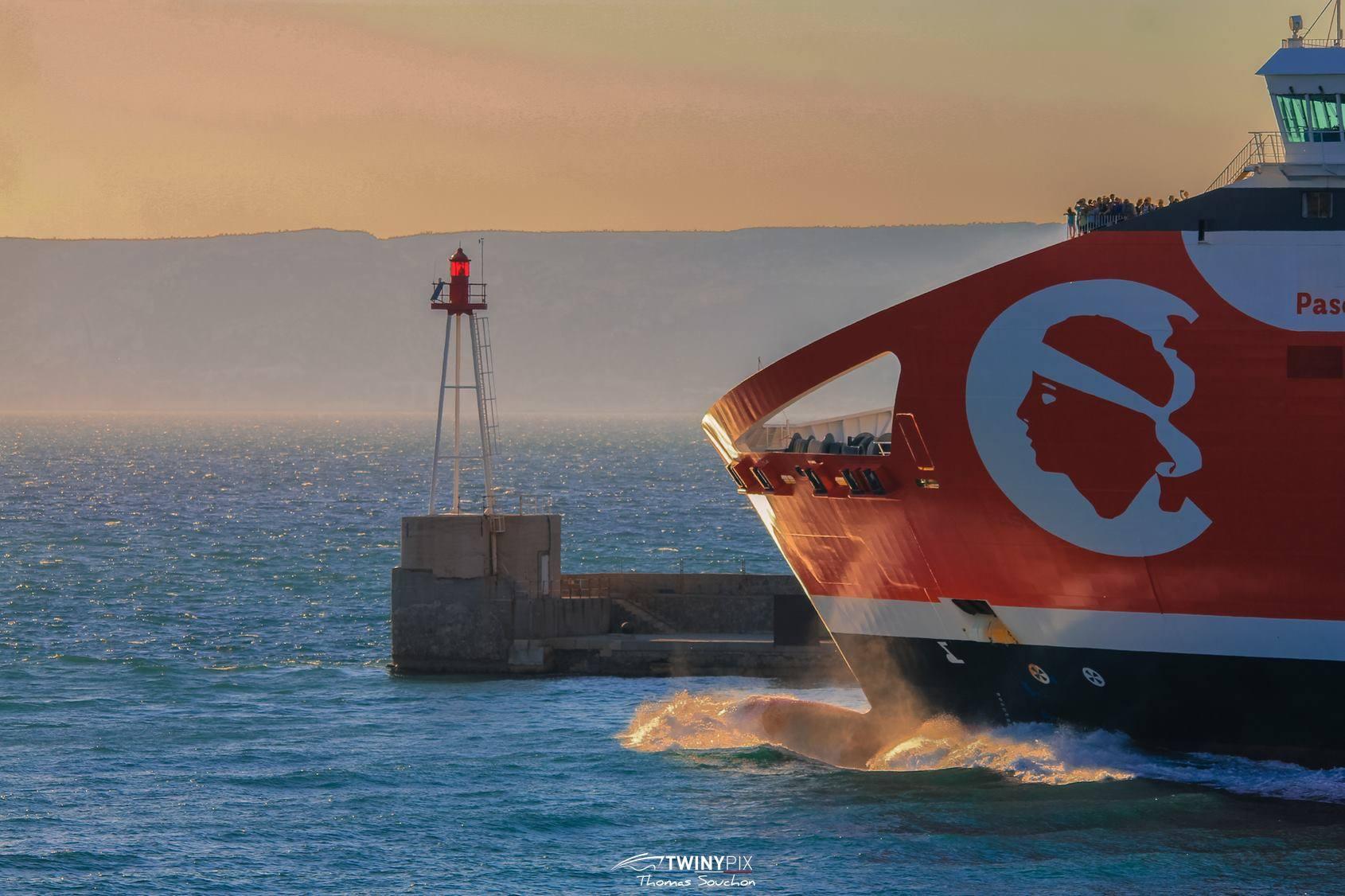 Photo T Souchon - Corsica Linea