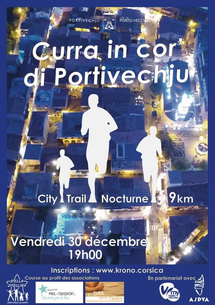 City Trail Porto Vecchio