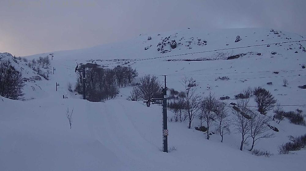 Webcam station de Ghisoni