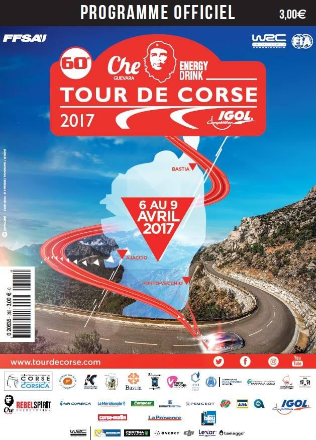 Tour de Corse WRC 2017