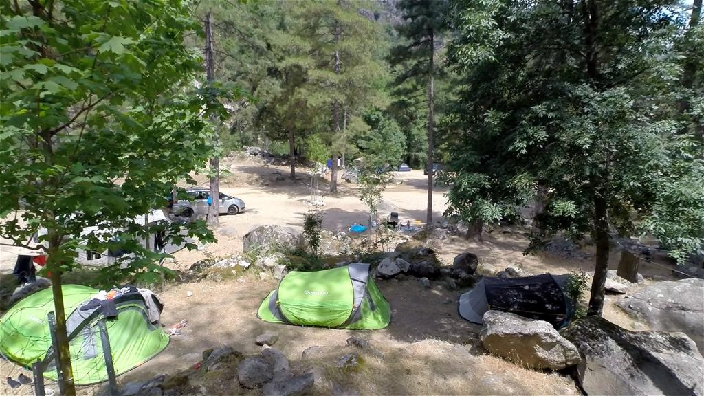Où faire du camping en Corse