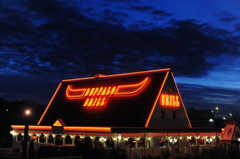 Hôtels et restaurants ouverts à l'année, partie 1 : la rocade à Ajaccio