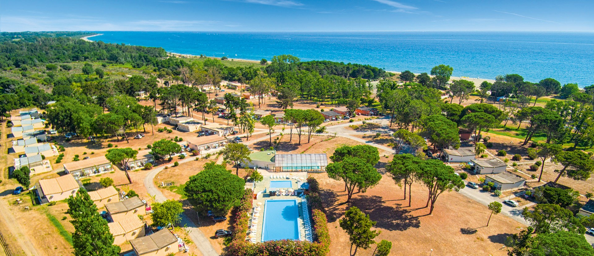 Les campings en Corse