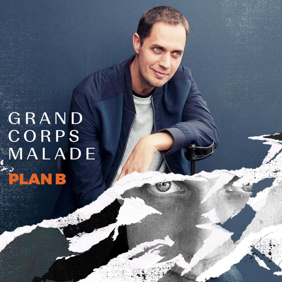 Grand Corps Malade rend hommage à la Corse