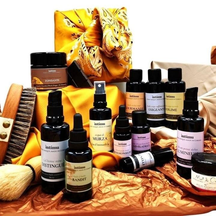 Cosmetique Corse - Intimu