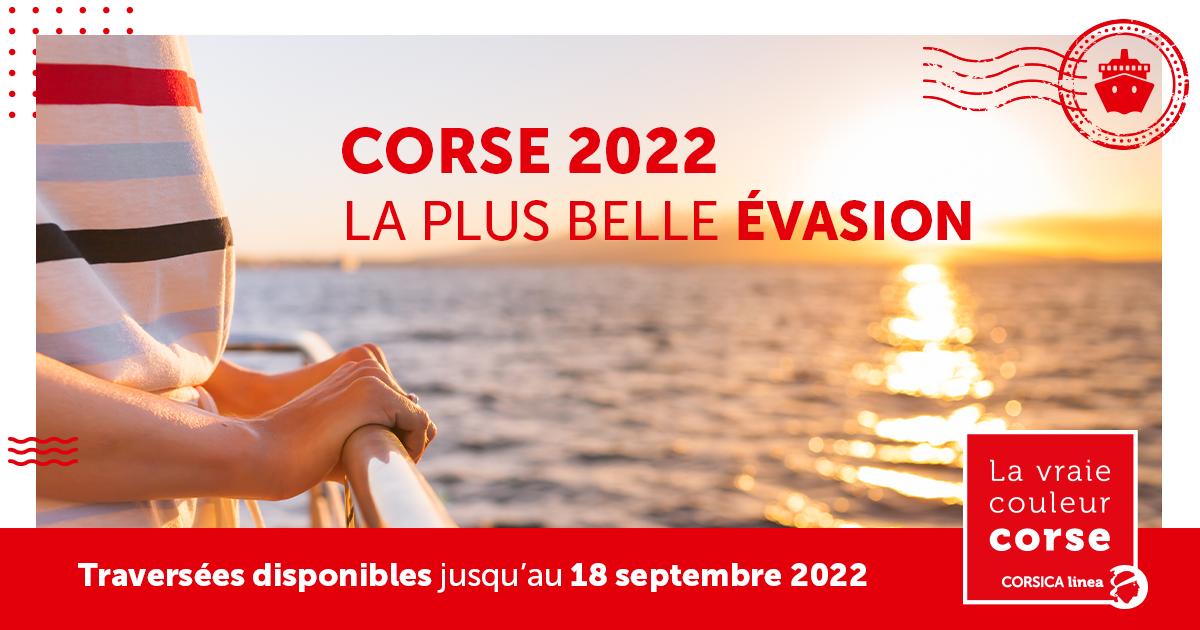 Resa Corsica Linea 2022